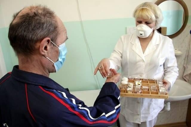 Млу при лечении туберкулёза