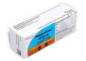 «неуробекс нео»: отзывы. хороший комплекс витаминов группы в