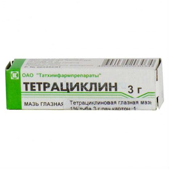 От чего помогают таблетки «тетрациклин». инструкция по применению