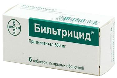 Празиквантел для животных: лекарственные препараты и способы применения