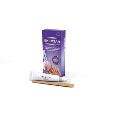 Микозан от грибка ногтей: отзывы, цена, инструкция по применению