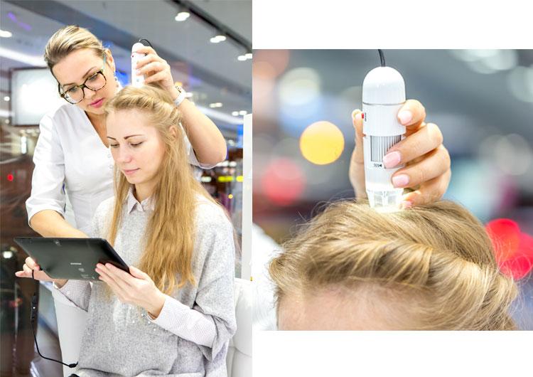 [trichology.ru] диагностика болезней волос