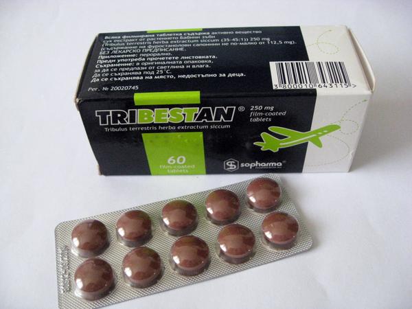 Отзывы о препарате трибестан