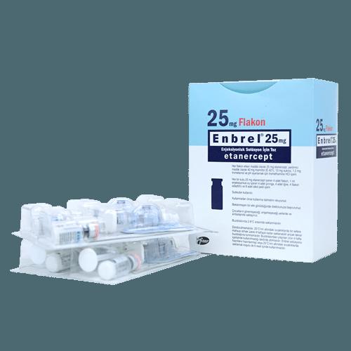 Энбрел – инструкция по применению, цена, отзывы, аналоги препарата