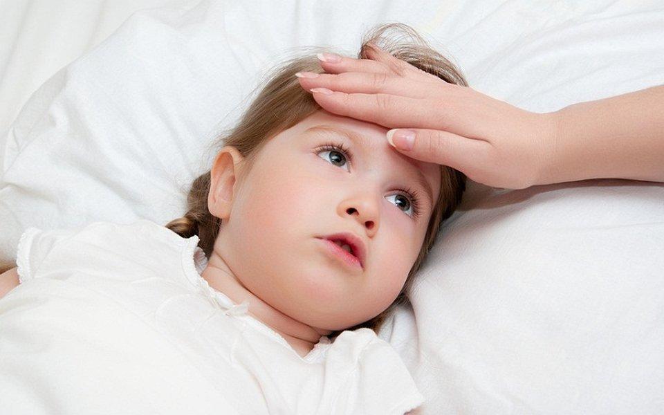Длительный субфебрилитет у ребенка