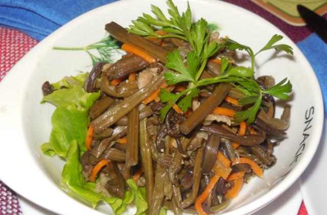 Рецепты диетических салатов для похудения