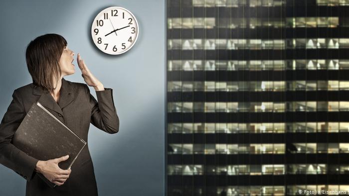 Как работа ночью губит здоровье