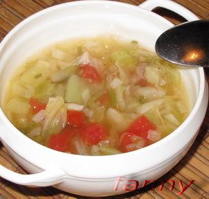 Что вы думаете о диете клиники майо (жиросжигающий суп)?