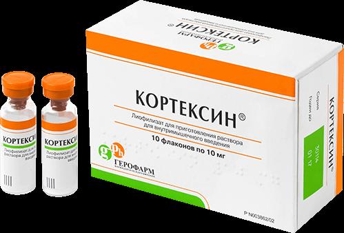 Для чего назначают уколы кортексин, и как правильно применять препарат?