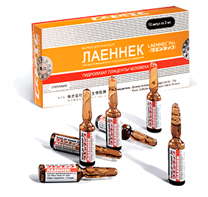 Лаеннек — стоит ли покупать дорогой японский препарат laennec?