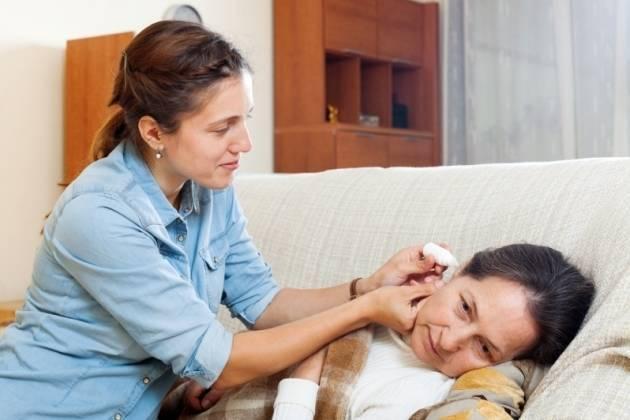 Левомицетиновый спирт при отите: инструкция по применению