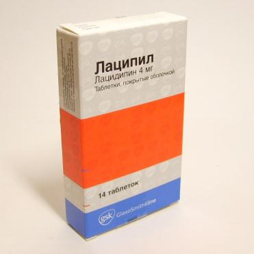Лацидипин – описание препарата, инструкция по применению, отзывы