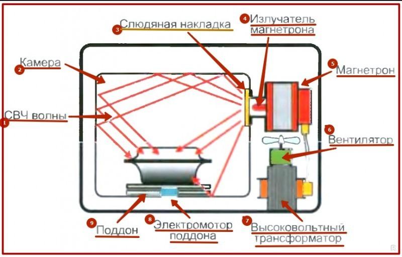 Как приготовить курицу в микроволновке?