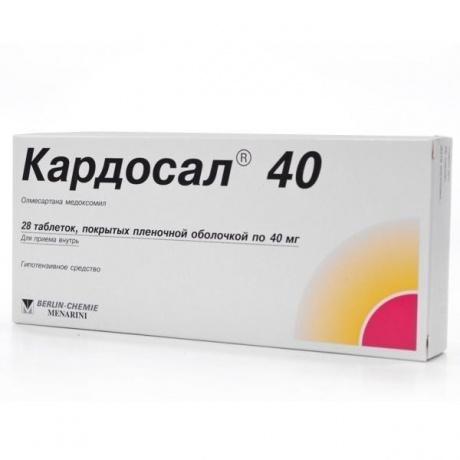 Аналоги таблеток кардосал
