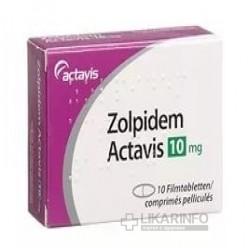 Золпидем (zolpidem) - инструкция по применению, описание, фармакологическое действие, показания к применению, дозировка и способ применения, противопоказания, побочные действия.