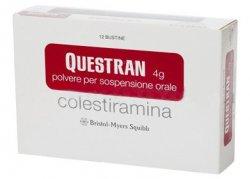Лекарственное средство холестирамин: применение, вероятные осложнения
