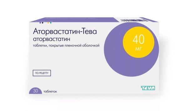 Аторвастатин-тева: инструкция по применению, аналоги, предостережения, отзывы