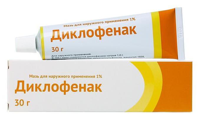 «диклофенак» (гель): инструкция по применению, цена, аналоги