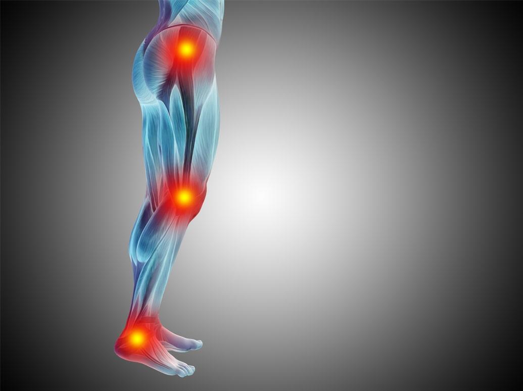 Как победить артрозо-артрит голеностопного сустава?