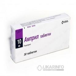 Амприл (ampril)