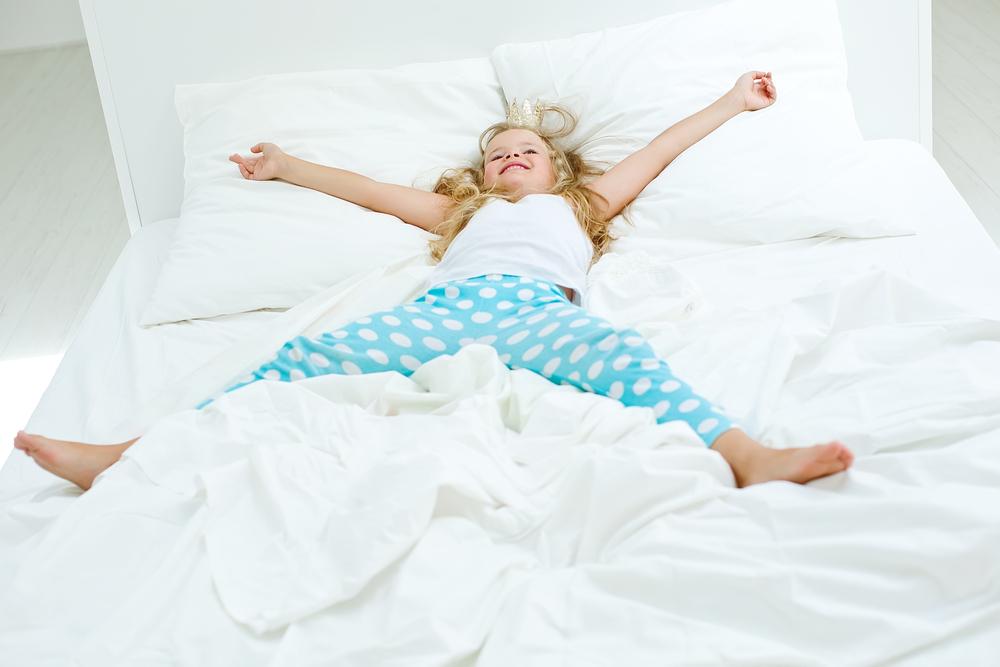 В чем спать новорожденному