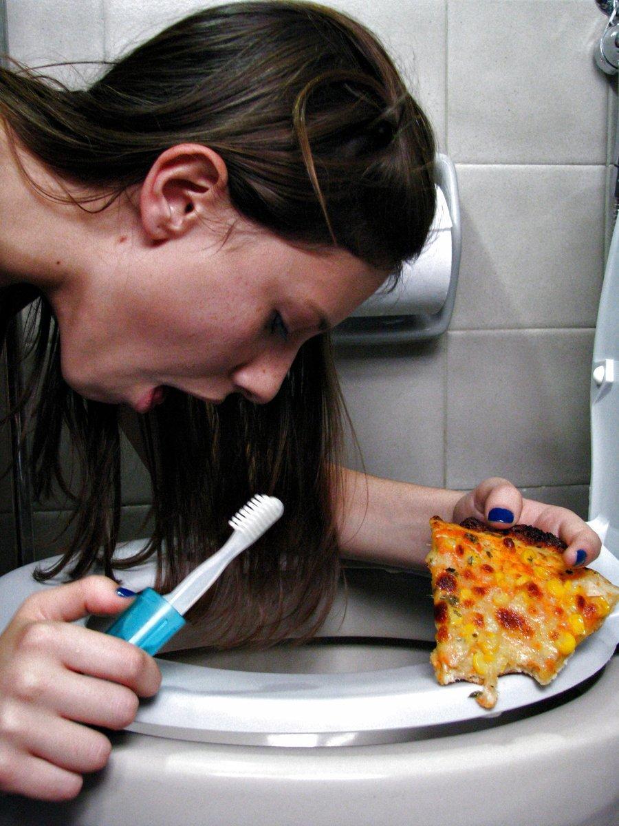 Вызывание рвоты после еды для похудения последствия