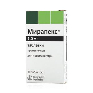 """""""мирапекс"""": инструкция по применению, описание, отзывы"""