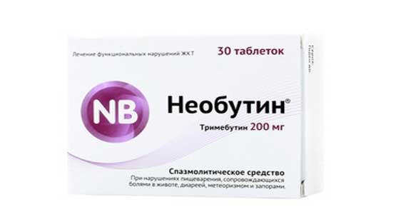 Необутин таблетки 100 мг и 300 мг ретард