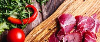 Мочегонные продукты питания: список и правила употребления