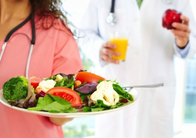 Питание при панкреатите, меню на каждый день