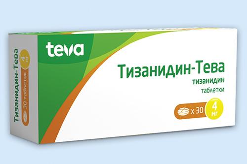 Тизанидин – инструкция по применению таблеток, цена, отзывы, аналоги
