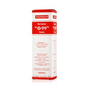 Крем витамин ф99