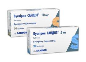 Инструкция по применению препарата буспирон
