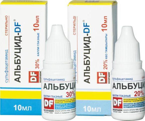 Можно ли закапывать глазные капли сульфацил в нос?