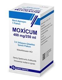 Моксифлоксацин *