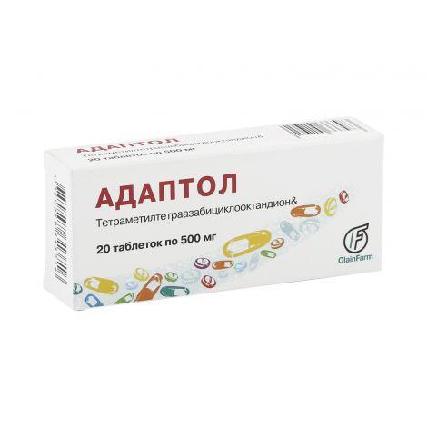Адаптол: отзывы пациентов принимавших препарат, инструкция по применению, цена в аптеках, аналоги