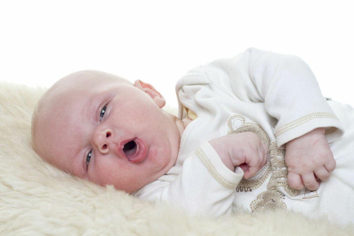 Пневмония (воспаление легких) у новорожденного ребенка