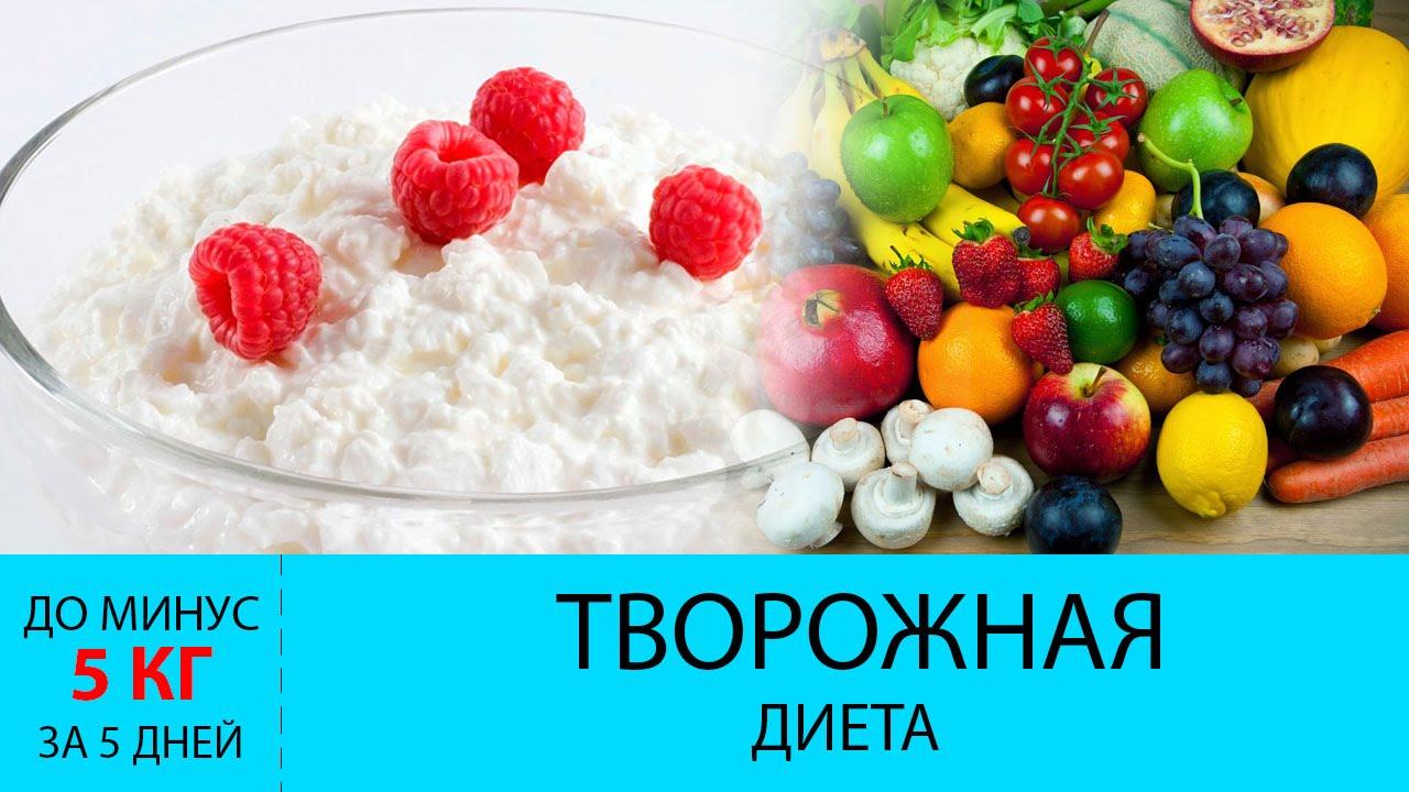 Творожная диета. отзывы