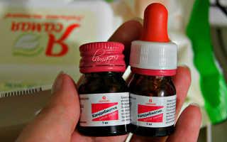 Ушные капли кандибиотик: инструкция по применению, отзывы и аналоги