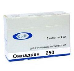 Мастерон (дростанолон энантат и пропионат)