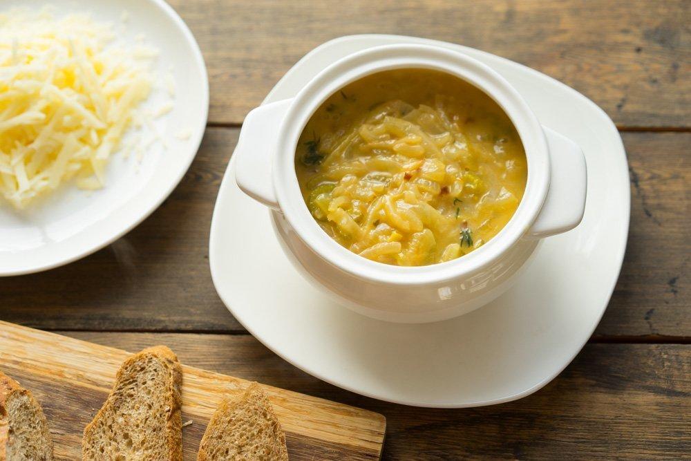 французский луковый суп рецепт с фото пошагово отличие всех