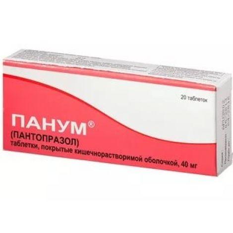 Аналоги таблеток панум