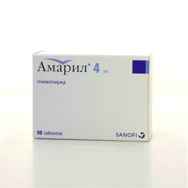 """Препарат """"амарил м"""" (2 мг, 500 мг): цена, отзывы, инструкция по применению, аналоги"""