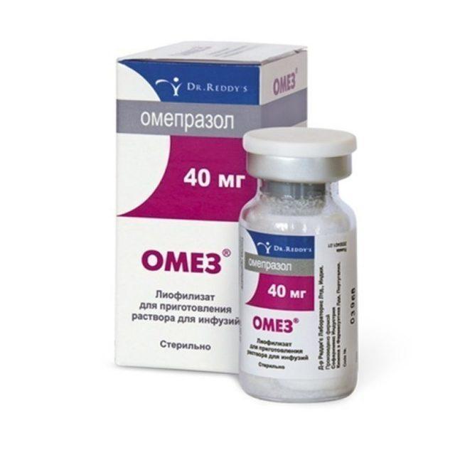 Омез (omez). инструкция по применению, отзывы, цена, аналоги