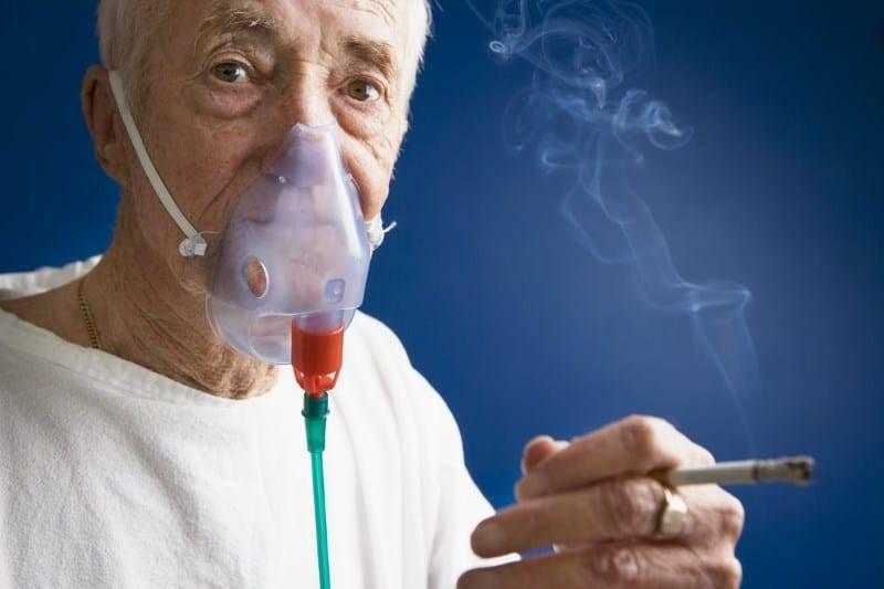 Курение и бронхиальная астма