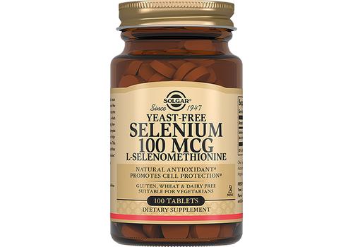 Селен-актив: таблетки 300 мг