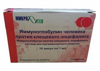 Как правильно ставить иммуноглобулин человека против клещевого энцефалита – инструкция по применению