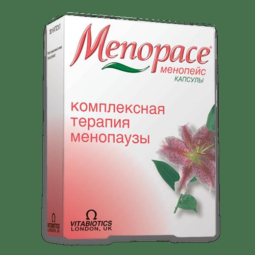 Менопейс: инструкция по применению, противопоказания, отзывы о препарате   климаксхелп.ру
