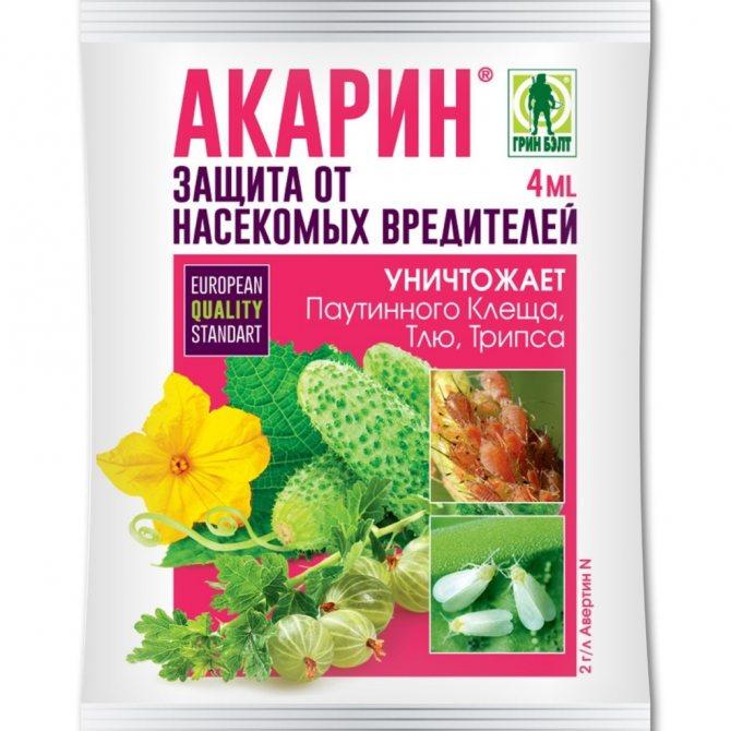 Лучшие препараты от картофельной моли (часть 1)