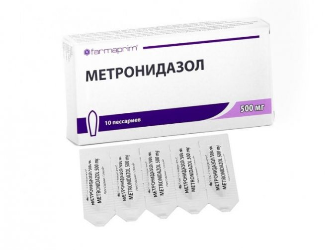 «метронидазол» (свечи): отзывы и инструкция